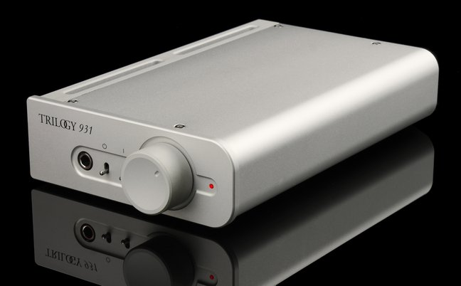 Trilogy Audio Systems 931 headphone amplifier