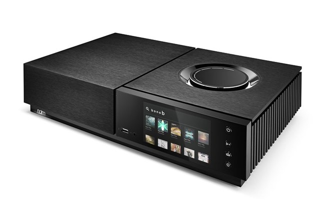 Naim Audio Uniti Nova integrated streaming amplifier and Uniti Core music server