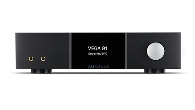AURALiC VEGA G1 network streaming DAC