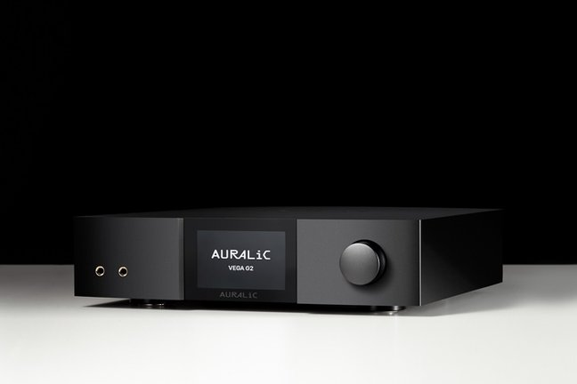 AURALiC VEGA G2 streaming DAC/preamp