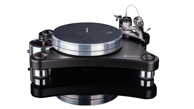 VPI ANNOUNCES NEW PRIME 21 TURNTABLES