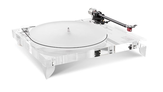 WIN! A Gold Note Valore 425 Plus turntable worth over £1,400!!!