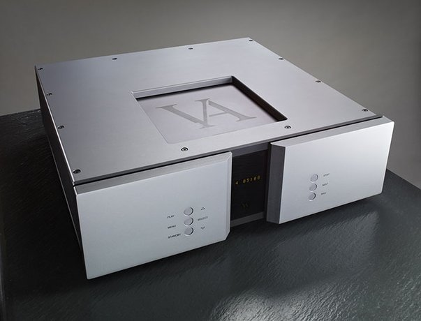 Vitus Audio SCD-025 DAC/CD player