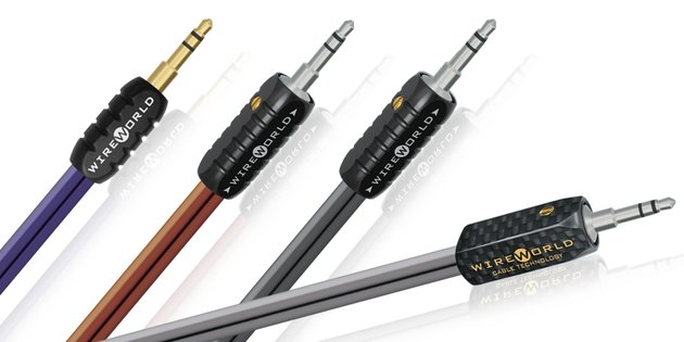 Wireworld Nano Eclipse and Crystal Cable Next Headphone Cables