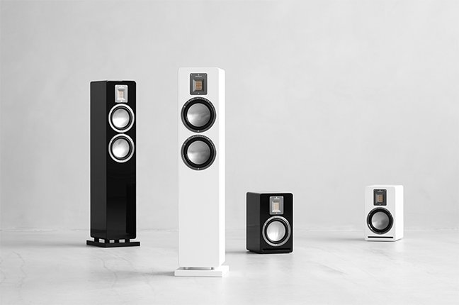 Audiovector QR 1 and QR 3 loudspeakers - exclusive Munich High-End Preview!