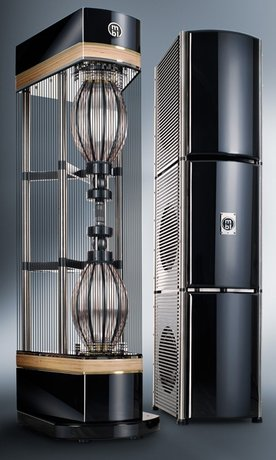 From the TAS Vault: MBL 101 X-Treme Omnidirectional Loudspeaker (TAS 189)