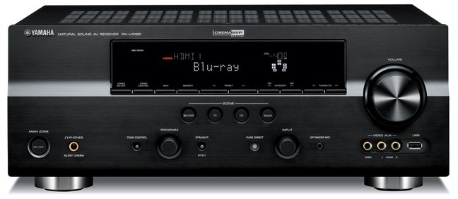 NEWS: Yamaha Announces Powerful, Cost-Effective RX-V1065 A/V Receiver