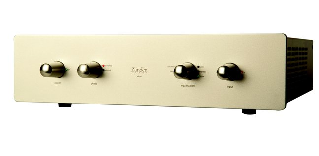 Zanden Model 1300 Phono Stage (Hi-Fi+)