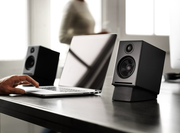 Audioengine A2+ Desktop Speakers and D3 DAC