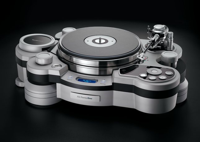 Air Force 1 Turntable and Graham Phantom Elite Tonearm