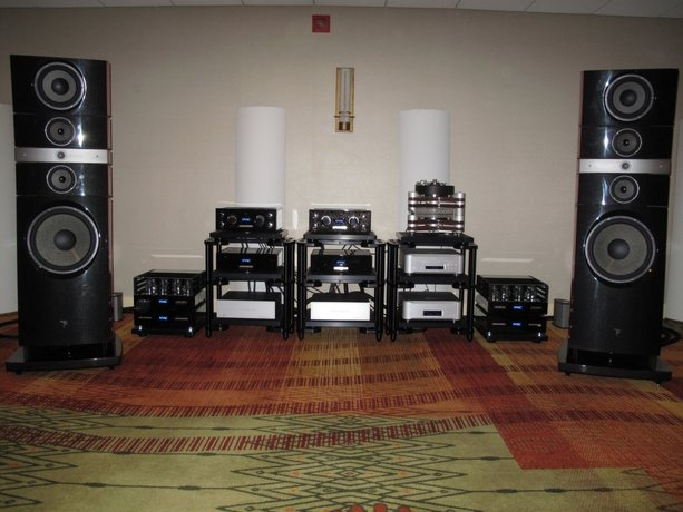 Rocky Mountain Audio Fest 2014: Analog and Solid-State Electronics