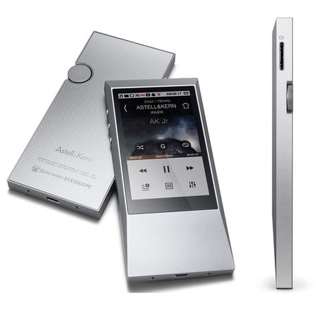 Astell&Kern Announces AK Jr