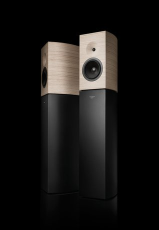 Amadeus 'Philharmonia' Speakers Co-designed by Jean Nouvel Now Shipping