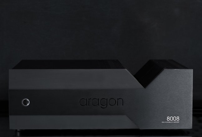 Aragon 8008 Power Amplifier