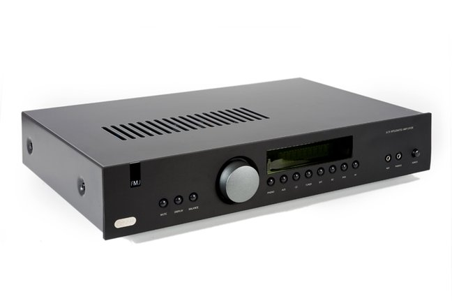 First Look – Arcam FMJ A19 integrated amplifier
