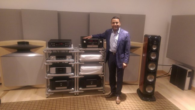 Harman's Mission to Revitalize Mark Levinson