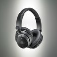Audio-Technica ATH-ANC9 Noise-Cancelling Headphone (Playback 59)