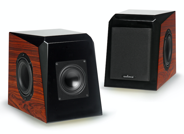 "Audience Debuts Its Improved ClairAudient 1+1-V2 Loudspeaker and Introduces 1+1-V2 ""+ Kit"" Options"