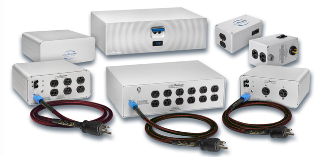 Audience adeptResponse aR12-TSSOX Power Conditioner