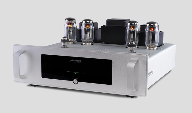Audio Research Rounds Out Foundation Series With New VT 80 Power Amplifier