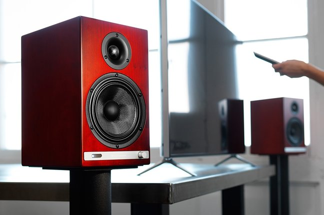 Audioengine Introduces HD6 Powered Speaker System