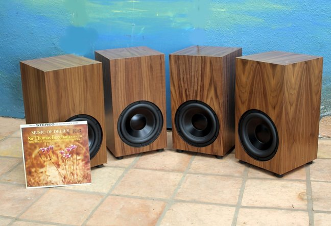 AudioKinesis Swarm Subwoofer System