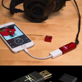 AudioQuest DragonFly Black and DragonFly Red DACs