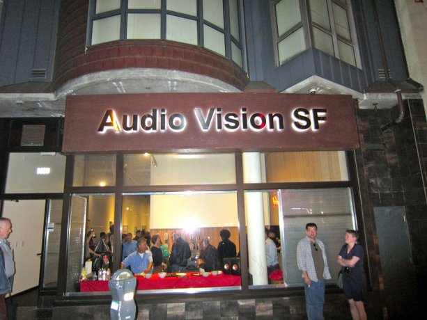 New Product Premiers Highlight AudioVision San Francisco Store Opening