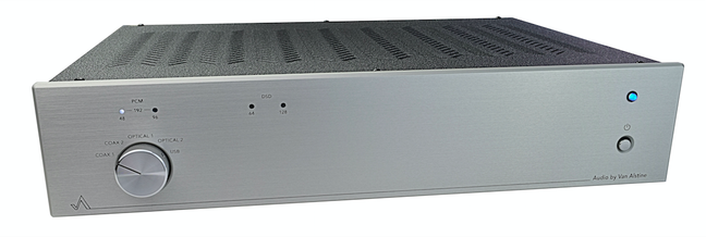 Audio by Van Alstine Announces Multi-Format DAC with Pristine Sound