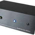 Audio by Van Alstine Vision Phonostage