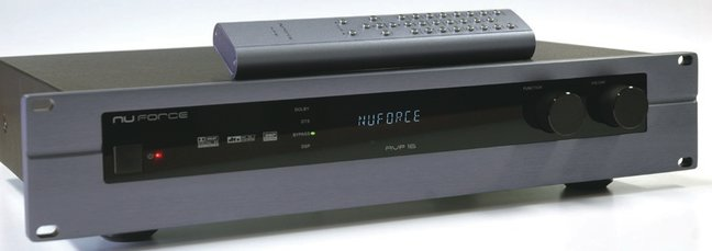 NuForce AVP-16 Multichannel Controller