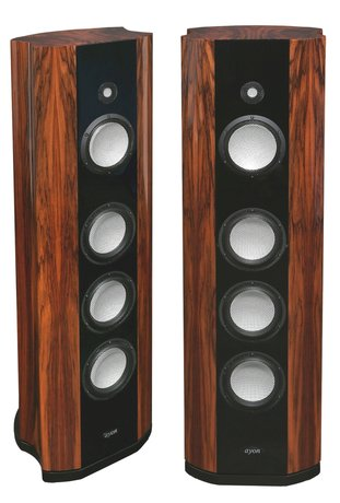 Ayon Audio Introduces BlackEagle Loudspeakers