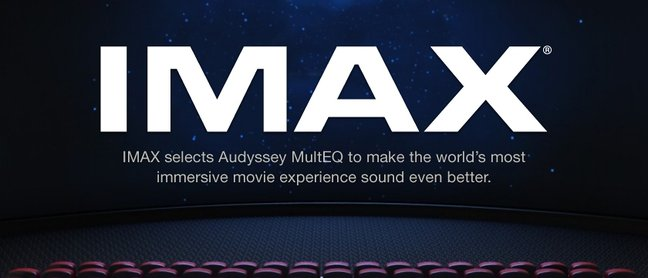 NEWS: Audyssey MultEQ System Chosen for Use in IMAX Theaters