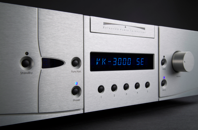 Balanced Audio Technology VK-3000SE Hybrid Integrated Amplifier