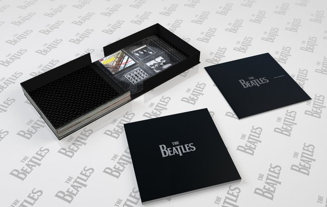 The Beatles Box Of Vision; The Ultimate Showcase For The New Beatles Remasters