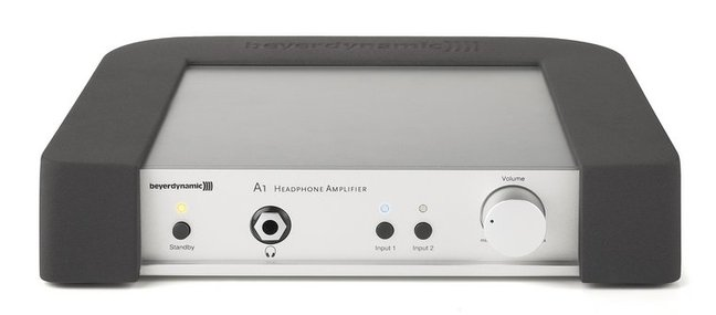Capsule Review: Beyerdynamic A1 Headphone Amplifier (Playback 32)