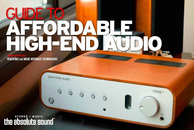 New FREE Online Guide to Affordable High-End Audio from The Absolute Sound
