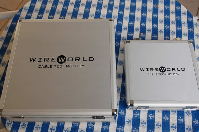 Unboxing: Wireworld Platinum Eclipse Cable