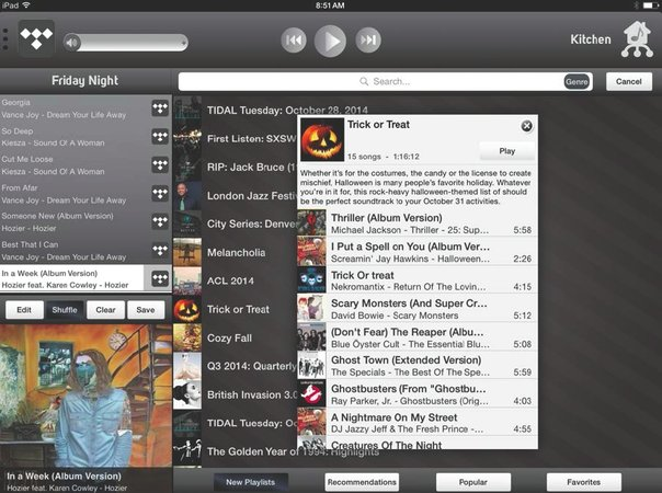 Bluesound is Living HiFi with new TIDAL High Fidelity Music Streaming Service