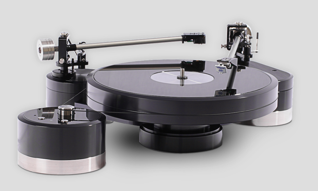 Brinkmann Audio Spyder Turntable, 10.5 Tonearm, and Pi Moving-Coil Pickup