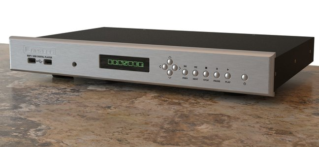 Bryston Introduces BDP-1USB Digital Music Player