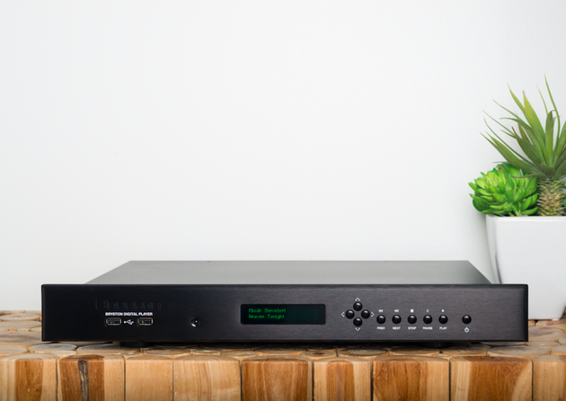 Bryston Unveils BDP-3 Digital Music Player