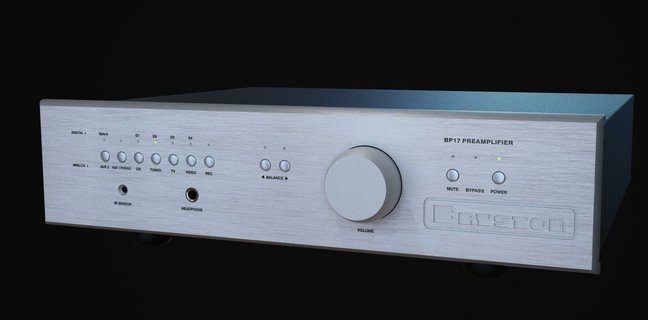 Bryston Introduces BP17 High Performance Preamplifier