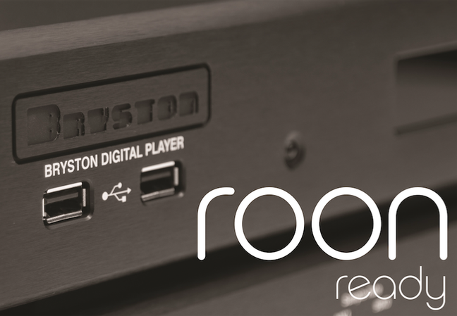 Bryston Offers Roon Ready Capability for Digital Music Players