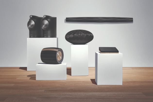 Bowers & Wilkins Launches Line of Powered Wireless Loudspeakers