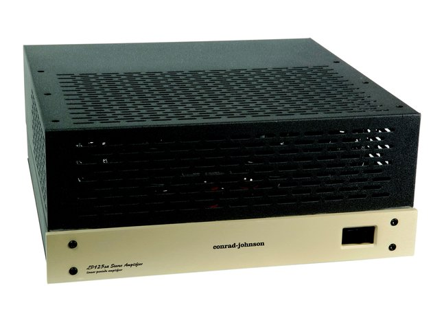 Conrad-Johnson LP125sa Power Amplifier (Hi-Fi+)
