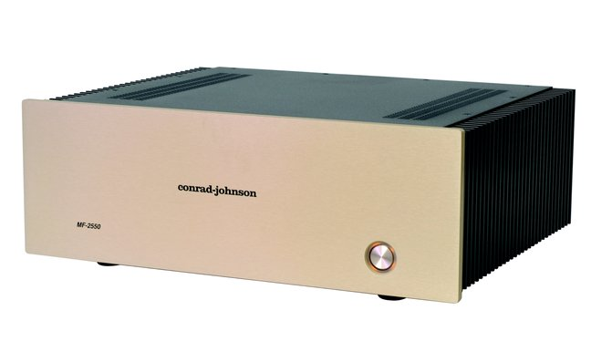 Conrad-Johnson MF2550SE