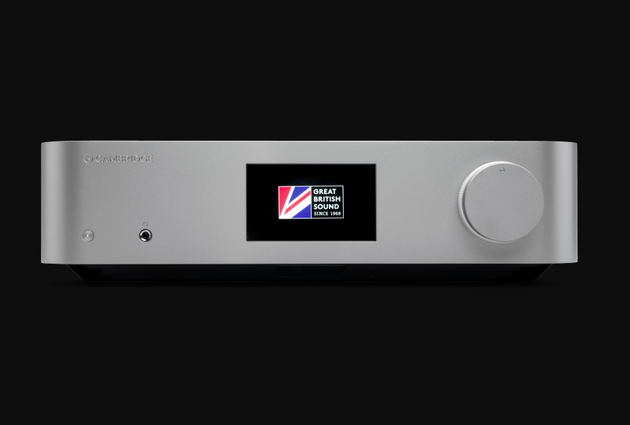 Cambridge Audio Edge NQ Preamplifier with Network Player and W Power Amplifier