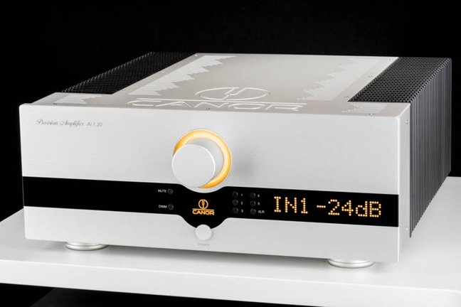 Canor AI 1.20 integrated amplifier