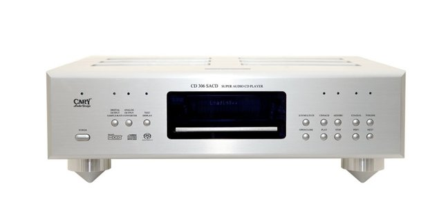 Cary Audio Design A 306 amplifier